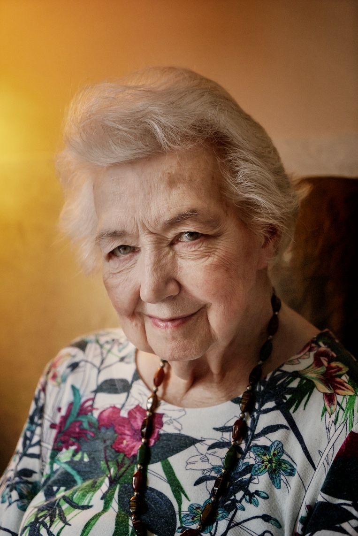 Marguerite (85). Beeld Eric de Mildt