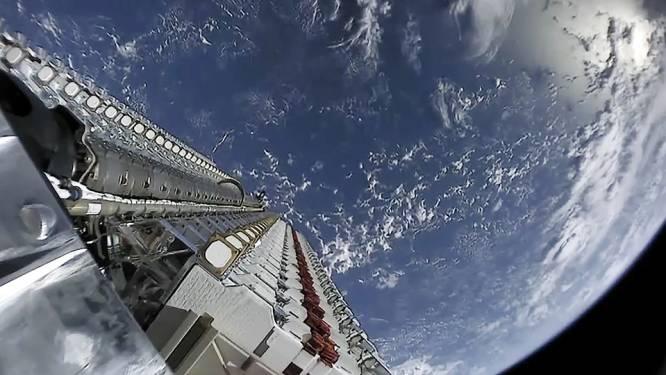 SpaceX spreekt met luchtvaartmaatschappijen over in-flight wifi via Starlink