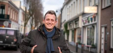 Arnhemse zanger Joey Hartkamp is het gelukkigst in 'zijn' Klarendal