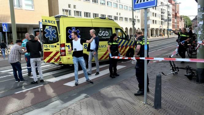 Man raakt gewond aan hand bij steekpartij Torenstraat