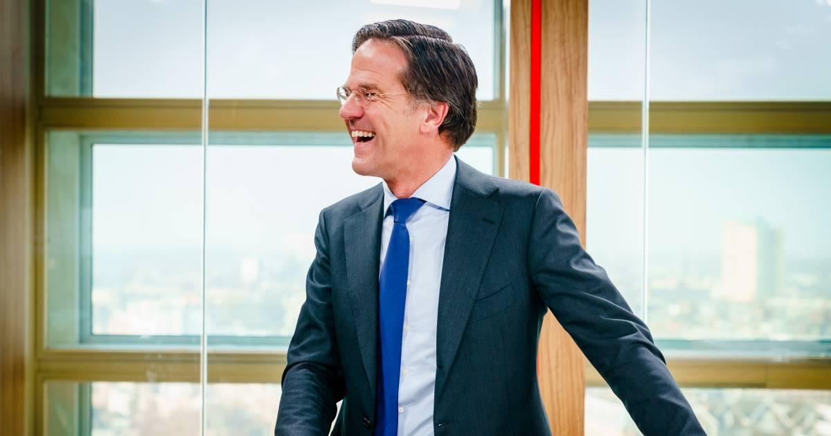 Rutte: Als ik vertrek uit politiek, ga ik onderwijs in - De Gelderlander
