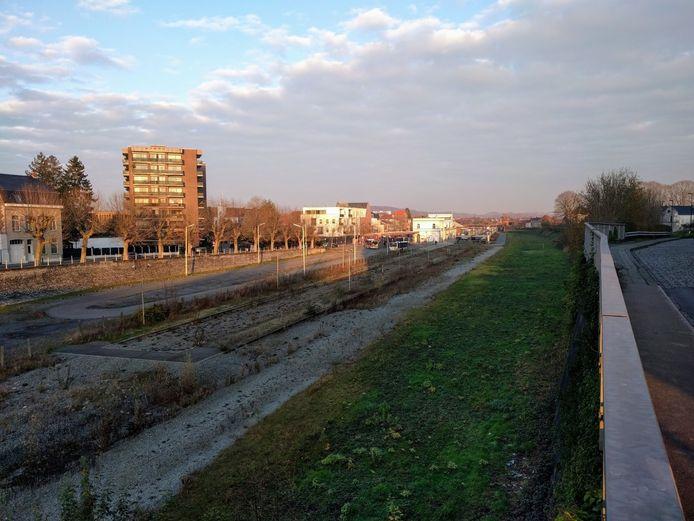 De stationsbuurt in Ronse kan een opwaardering gebruiken.