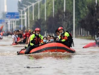 Overstromingen China: dodentol loopt op tot meer dan 300