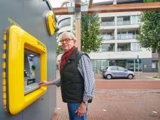 Harry en andere bewoners Jurgenshof Oss fel tegen terugkeer geldautomaat in hun gevel