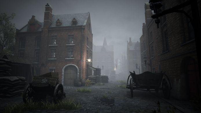 Grant, de fictieve stad waarin 'Black Legend' zich afspeelt, is gemodelleerd op Vlaamse en Nederlandse steden als Antwerpen, Amsterdam, Leuven en Brugge.