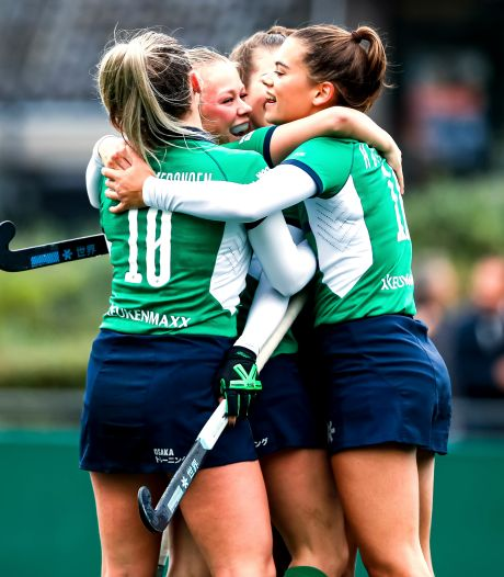 Push-vrouwen winnen met 1-15 in Zwolle, vrouwen van Breda verspelen punten