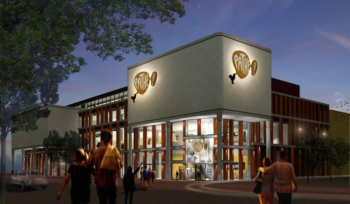 Onder andere de Pathé-bioscoop in Zwolle kampt momenteel met een stroomstoring.