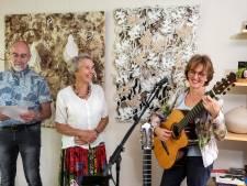 3D-concert, een emotie met drie lagen: muziek, beeldende kunst en poëzie smelten samen