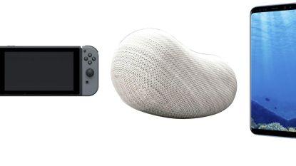 Nintendo Switch, SomNox slaaprobot, Google Wifi: dit zijn dé gadgets van 2017