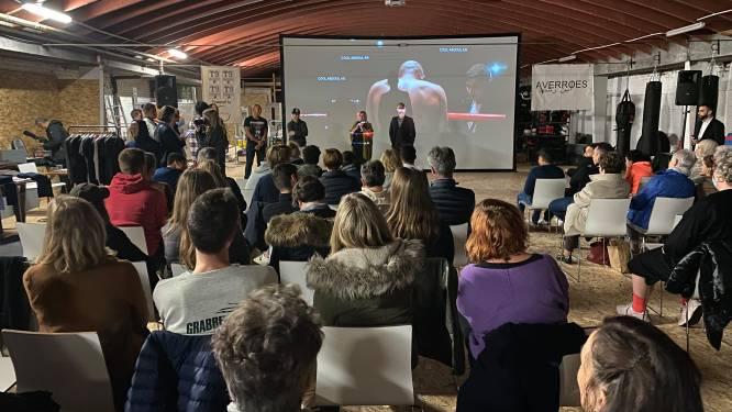"""""""Je kan verkeerde keuzes maken, maar herpak je"""", Ismail Abdoul op gratis filmvertoning van 'Cool Abdoul' voor jongeren Brugse Poort"""