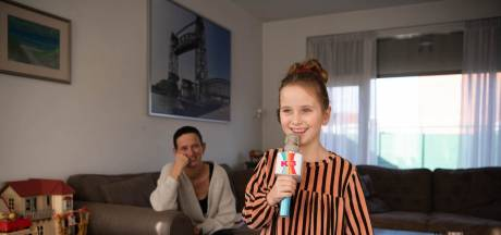 Thoolse Emma (7) is één van de gezichten in nieuwe campagne Nierstichting