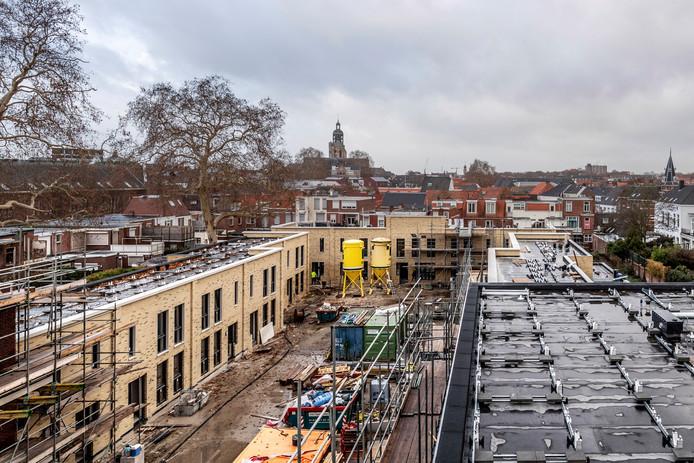 Nieuwbouw Hof van Asselbergs in het centrum van Bergen op Zoom