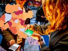 KAART | IJsselland is niet eens de 'slechtste' wat betreft corona, verschillen tussen plaatsen zijn groot