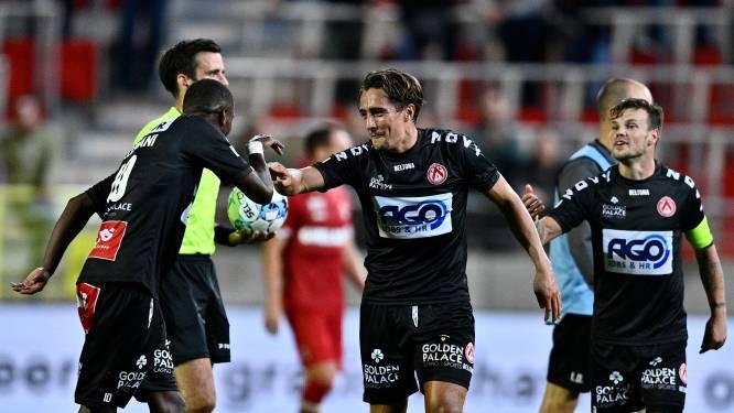 Een unicum: KV Kortrijk voor de eerste keer in de clubgeschiedenis solo aan de leiding in eerste klasse
