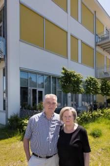 Wil en Gerri wonen in een honderd jaar oude productiehal, die gered werd van de verpaupering
