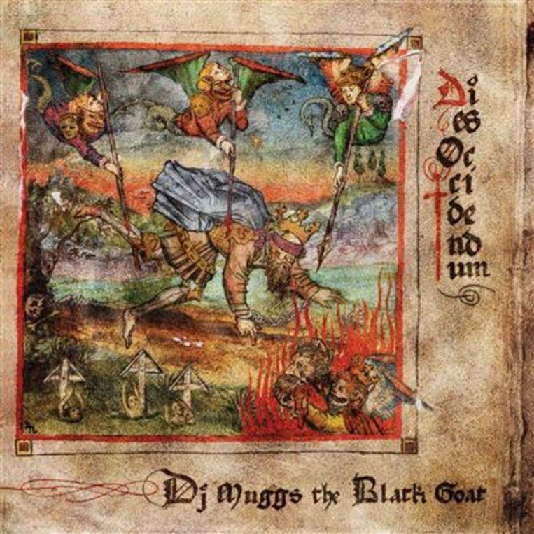 DJ MUGGS THE BLACK GOAT Dies Occidendum Beeld RV