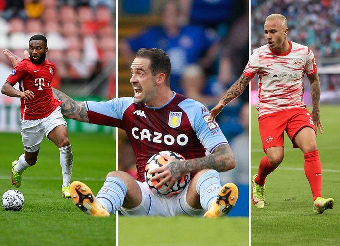 Vandaag onder meer  in actie: FC Utrecht, Aston Villa en RB Leipzig.
