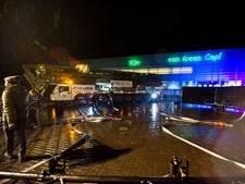 Probleem met hijskraan, theater afgelast bij Valkhof in Nijmegen