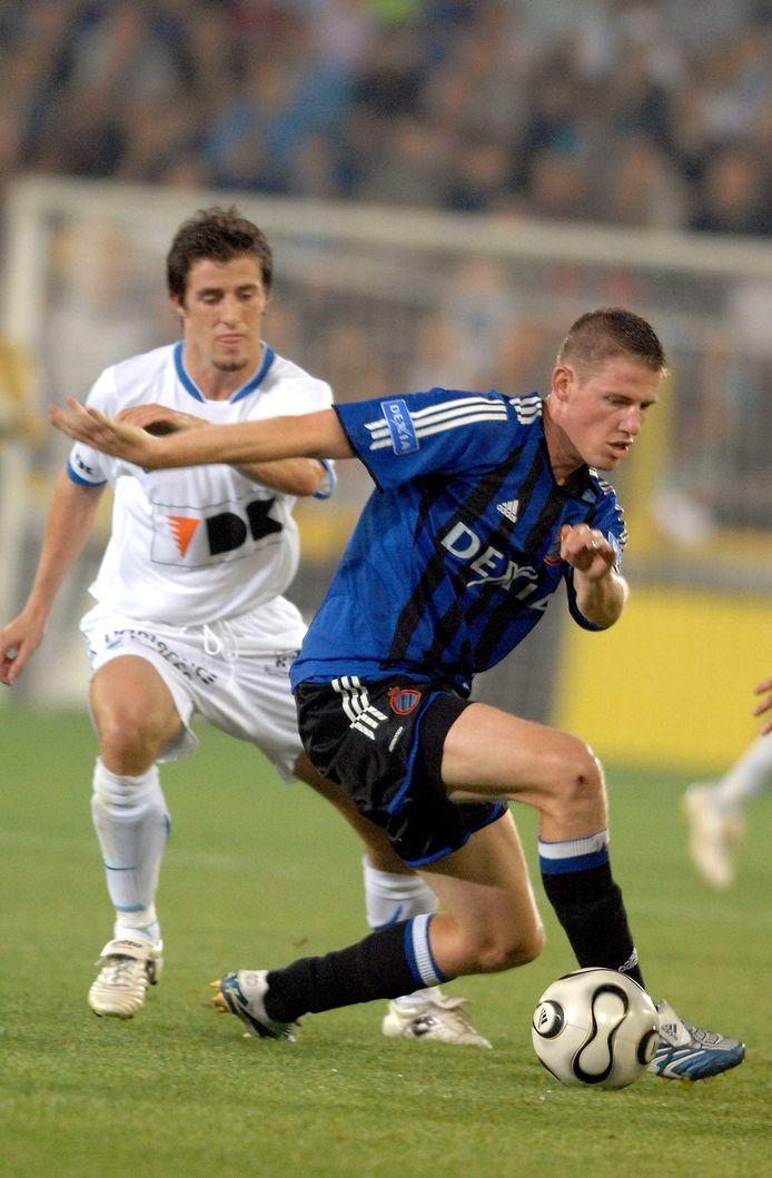 Davy De Beule (L) en Koen Daerden (R)