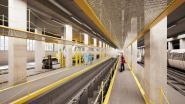 Eerste spadesteek voor bouw metroremise Erasmus