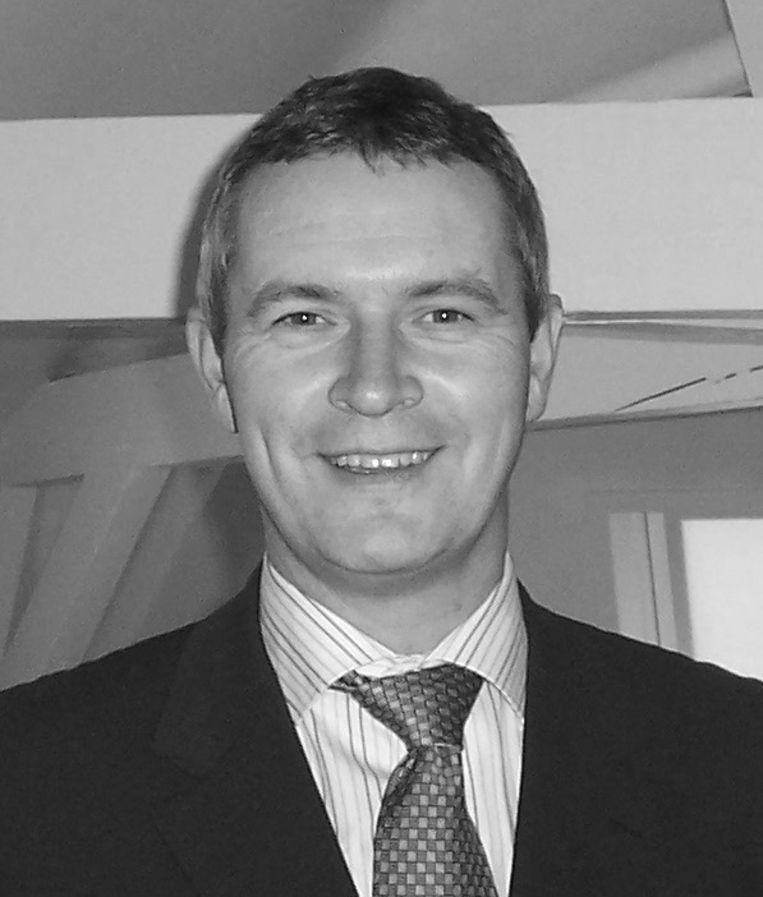 Kees Koedijk, hoogleraar Financieel Management aan de Universiteit van Tilburg Beeld