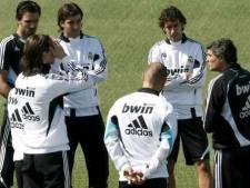 Ca sent la révolution au Real Madrid
