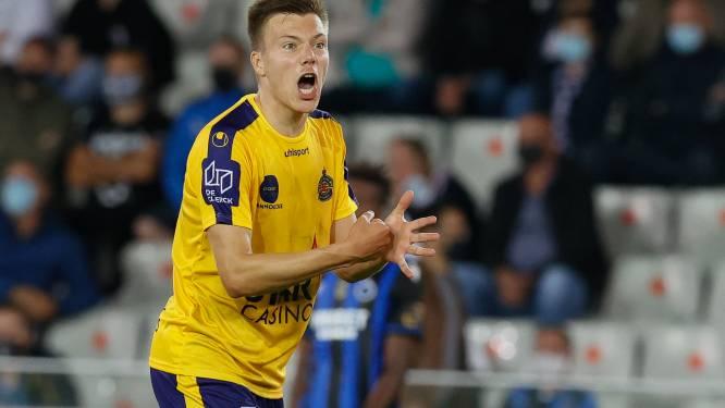 """Daan Heymans (Waasland-Beveren)  is de verrassende Gouden Stier:  """"Nu toch liever wat punten pakken"""""""
