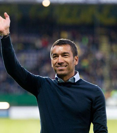 Giovanni van Bronckhorst n'est plus l'entraîneur de Guangzhou R&F et Mousa Dembélé