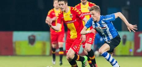 GA Eagles en FC Eindhoven zijn altijd aardig in balans