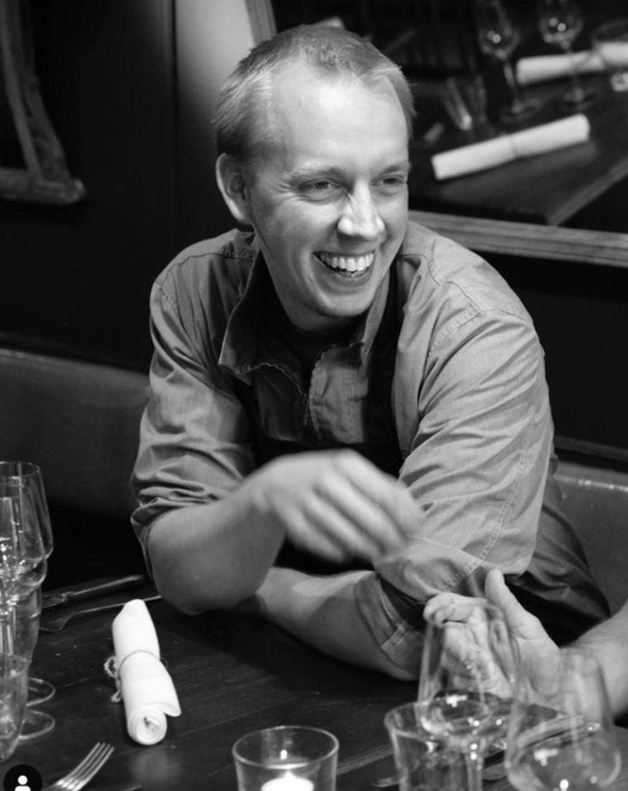 Stefan Jacobs, chef de chez Hors-Champs.