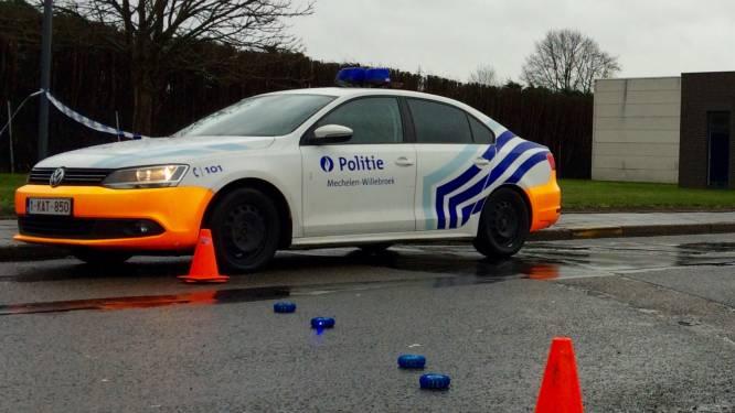 Fietser en voetganger raken lichtgewond bij verkeersongeval