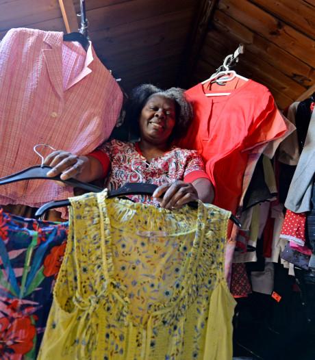 Er is in Haaksbergen behoefte aan een kledingbank