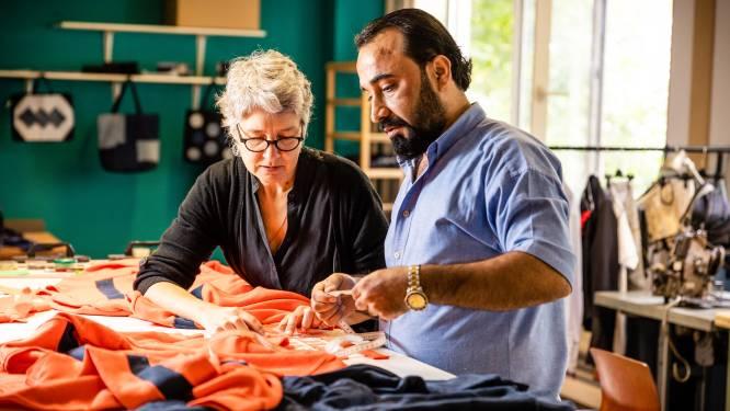 Mechels textiellab geeft Simp-truien nieuw leven