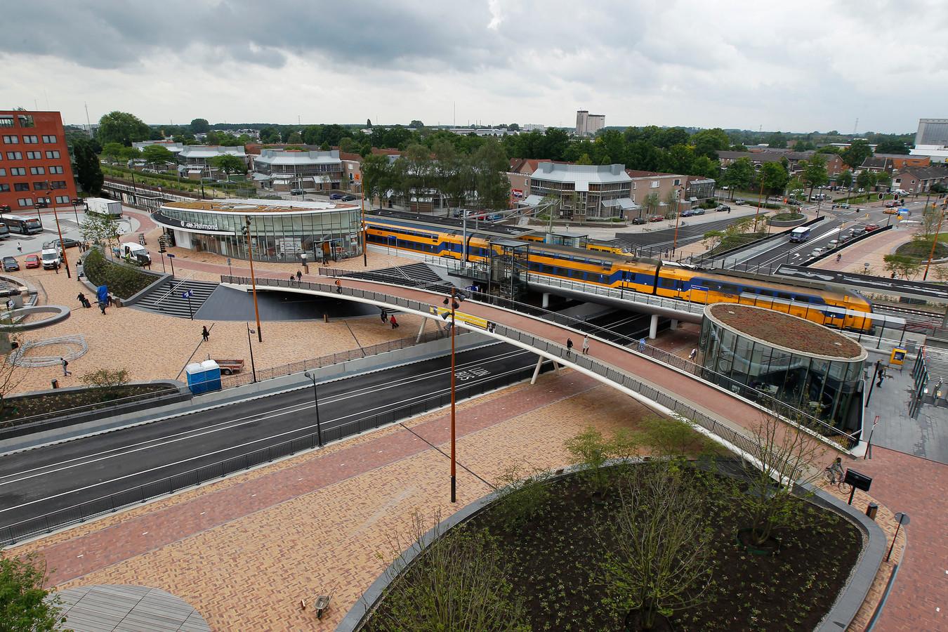 NS-station Helmond.