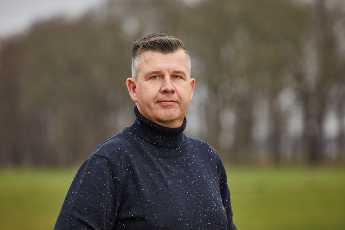 D66-raadslid Marc Berends uit Eibergen