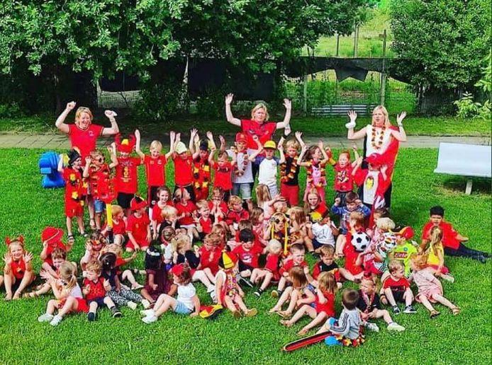 basisschool Sint-Michiel in Kuurne