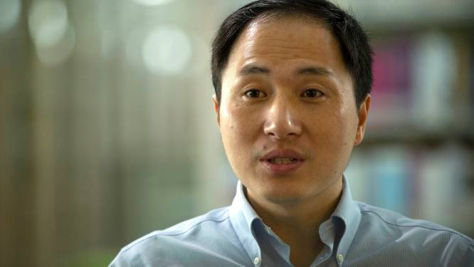 Chinese overheid: 'Babymaker' He Jiankui moet onderzoek stoppen