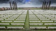 Oorlogstoerisme in de Westhoek ligt stil: geen mens meer te bespeuren op militaire begraafplaatsen