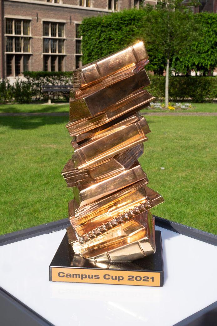 De Campus Cup staat voor een jaar op Antwerps grondgebied.