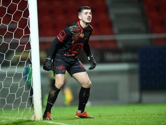 """Yannick Thoelen (KVM) twee keer geklopt tegen KV Oostende: """"Tikkeltje meer efficiëntie en we draaien bovenin mee"""""""