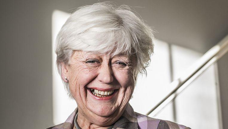 Saskia Stuiveling, president van de Algemene Rekenkamer. Beeld Jiri Buller
