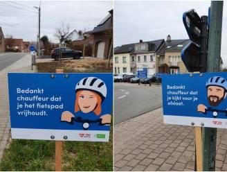 """""""Bedankt dat je kijkt voor je afslaat"""": gemeente en VSV starten campagne rond veilig fietsen"""