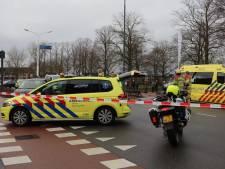 Vrouw gewond bij ongeluk op Nieuweweg in Veenendaal