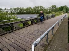 'Afgraven deel van spoordijk is echt onzin'