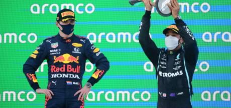 Lewis Hamilton: 'Ik heb veel geleerd over Max Verstappen'
