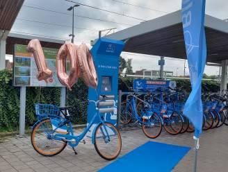 Nergens zoveel Blue-bike'ers als in Gent: al 69.000 keer deelfiets ontleend