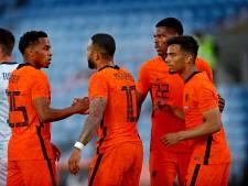 Spelers Oranje leven mee met Van de Beek: 'Erg jammer voor hem, maar ook voor ons'