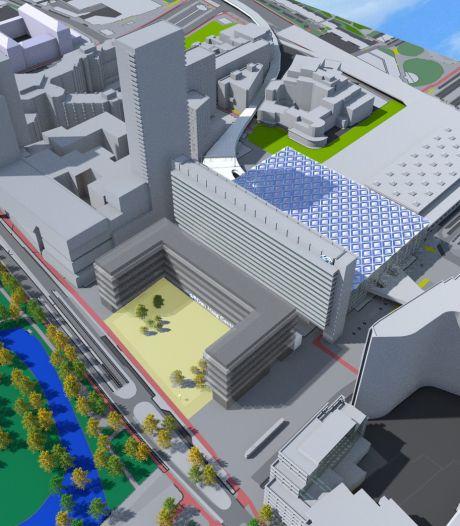 Horeca wijst 'foeilelijk' gebouw op KJ-plein af