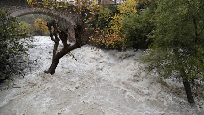 Noodweer geselt Franse en Italiaanse Rivièra: 77-jarige man vermist