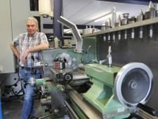 Peter Mennen uit Deurne gooit zijn hele fabriek in de verkoop: van freesbank tot biljarttafel